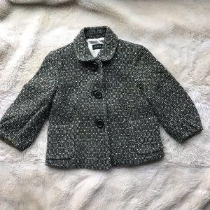 J. Crew Pembroke Tweed Mandy Jacket